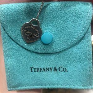 Tiffany & Co Return to Tiffany heart necklace
